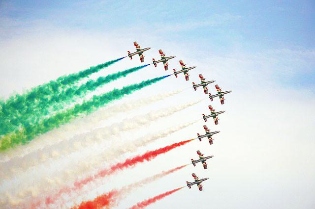 freccie-tricolori-festa repubblica 2020